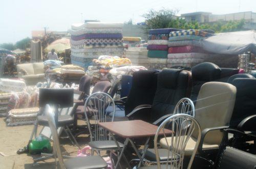 Article : Cotonou, la capitale du bric-à-brac