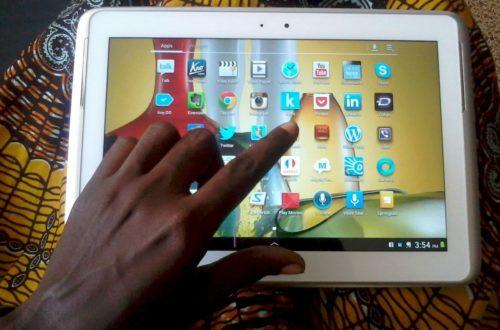 Article : Sur les traces des chasseurs d'internet de Cotonou